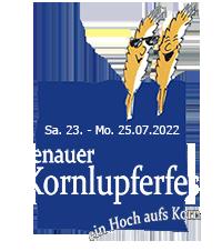 44. Kornlupferfest –  23.07. – 25.07.2022